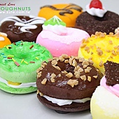 可艾婚禮小物_甜甜圈造型磁鐵