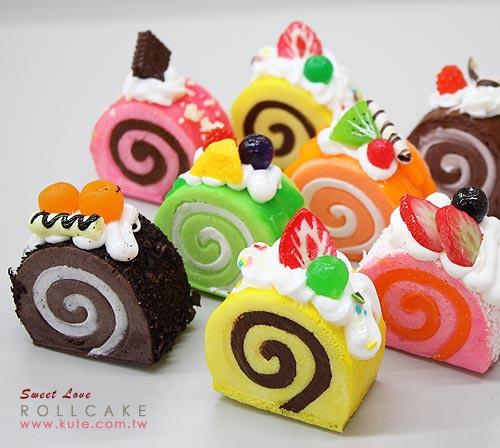 可艾婚禮小物_蛋糕造型磁鐵