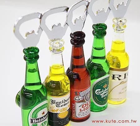 可艾婚禮小物_啤酒造型開瓶器