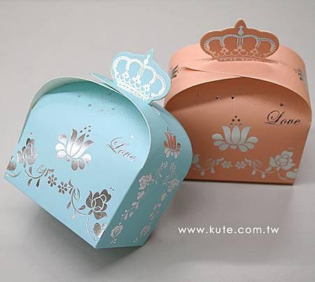 可艾婚禮小物_聖潔荷花 小禮盒 喜糖盒