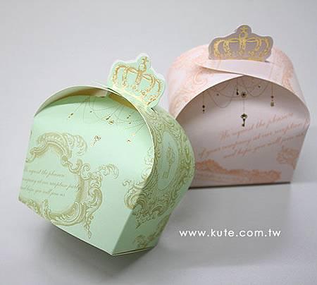 可艾婚禮小物_幸福之鑰 小禮盒 喜糖盒