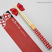 可艾婚禮小物 筷子 伴娘禮 姐妹禮 婚禮小物