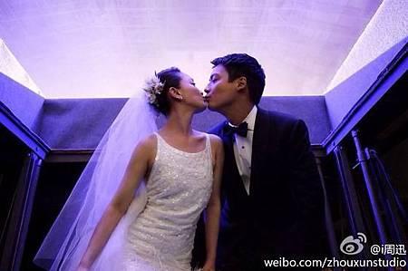周迅 高聖遠 結婚