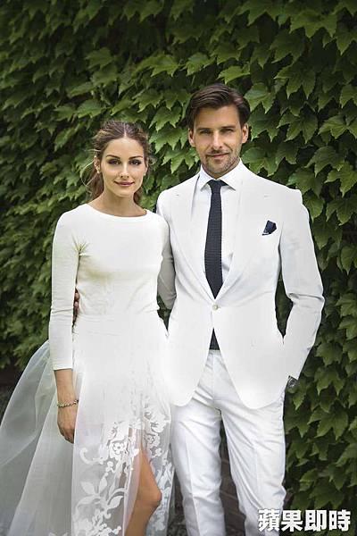 Olivia Palermo婚禮