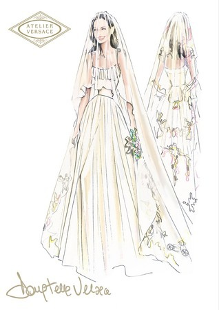 安潔莉娜裘莉 婚紗