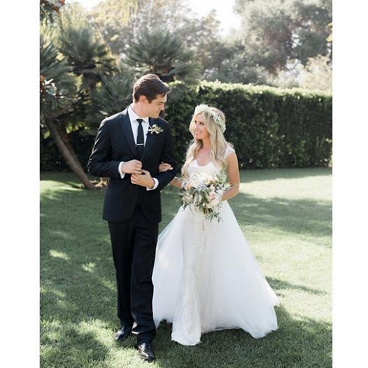 艾希莉提斯代爾 婚禮 婚紗照