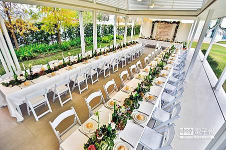 心之芳庭 綠色食尚婚禮