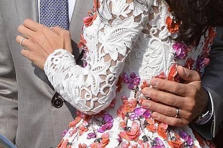 喬治克隆尼私人結婚儀式