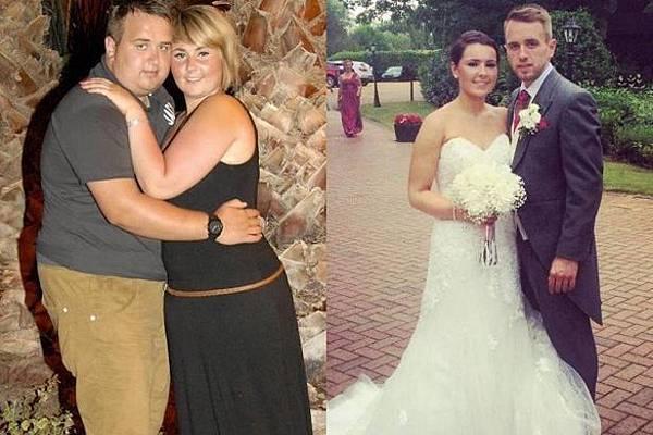 為了結婚非得瘦身