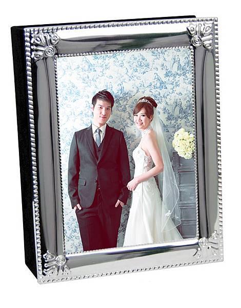 【銀框相本】婚禮相框 結婚相本 婚禮小物