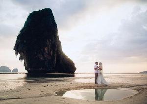 海島型婚禮