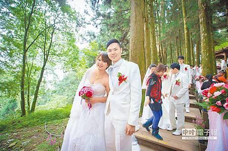觀光局 浪漫婚禮