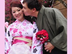 九族櫻花和風婚禮