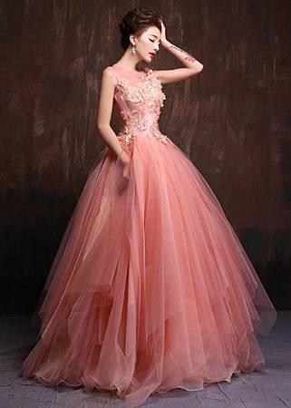 網購訂製婚紗