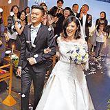 2014 10大明星婚禮