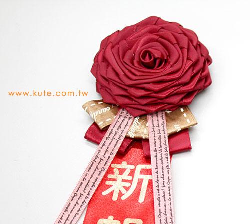 可艾婚禮用品_婚禮儀式用品 結婚胸花