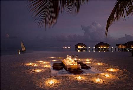 馬爾代夫倫格裡島康萊德酒店-非凡私人專屬婚禮