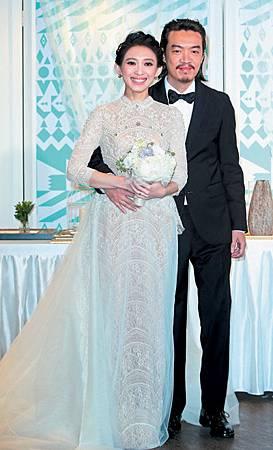 戴佩妮結婚婚禮