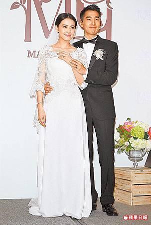 5大時尚禮服 打造星星婚禮
