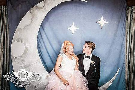 美少女戰士主題婚禮