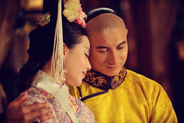 吳奇隆 劉詩詩 結婚