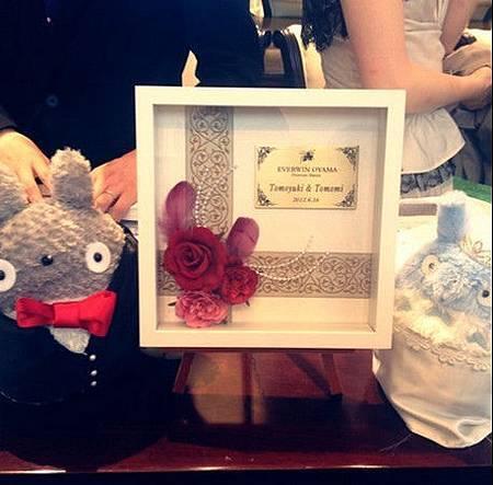 龍貓 主題婚禮