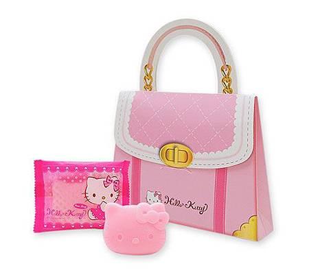 可艾婚禮小物 Hello Kitty香皂 凱蒂貓包包造型皂