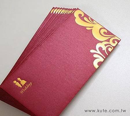 可艾婚禮用品 婚禮紅包袋 結婚紅包袋 西式紅包袋 信封袋