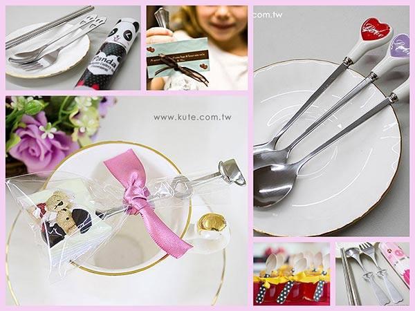 可艾婚禮 湯匙茶匙勺子 婚禮小物 二次進場 喜糖 送客禮
