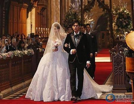 明星夢幻婚禮