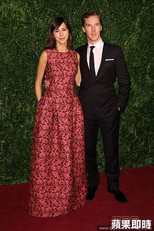 「福爾摩斯」班奈狄克康柏拜區(Benedict Cumberbatch)結婚