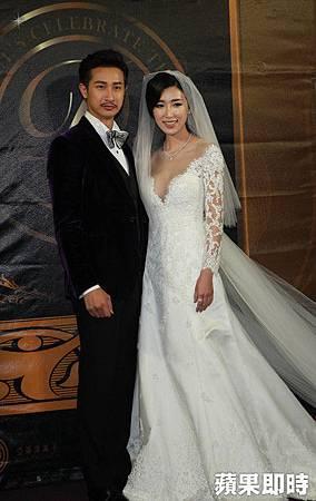 Darren 結婚 婚禮