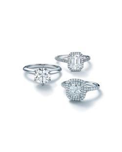 Tiffany全新訂情鑽戒 許諾2015春季婚禮之約