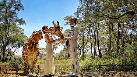環遊世界結婚38次的夫妻