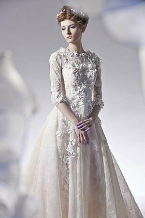夢幻公主婚紗