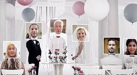 IKEA 推出線上婚禮超方便