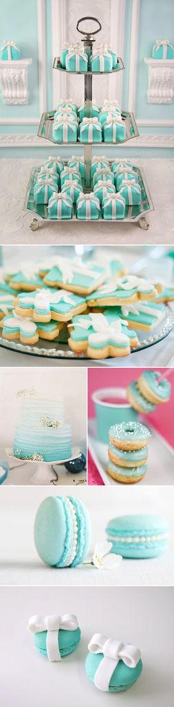 Tiffany主題婚禮