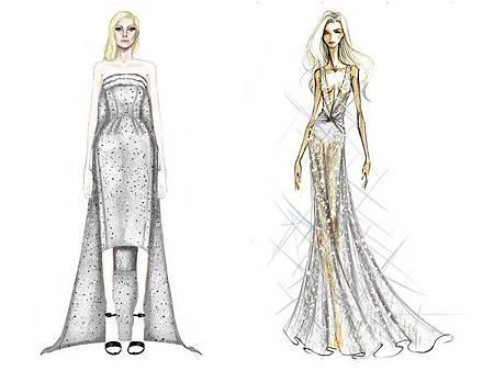 女神卡卡婚禮 33品牌搶設計婚紗