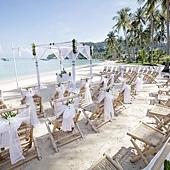 海邊沙灘婚禮