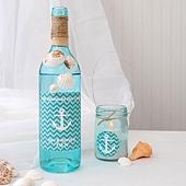 婚禮主題 會場佈置 藍色船錨