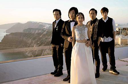 五月天 瑪莎婚禮