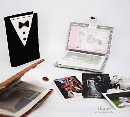 可艾婚禮小物_西裝造型謝卡套 名片夾 名片套 謝卡套 伴郎禮 伴娘禮