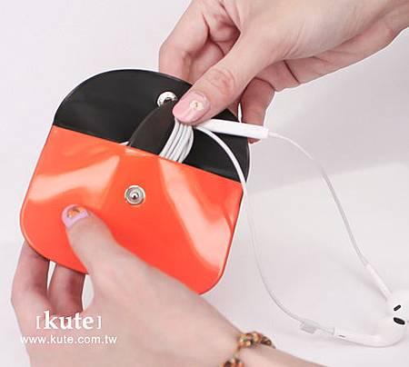 婚禮小物 伴郎禮 結婚禮物 耳機收納包