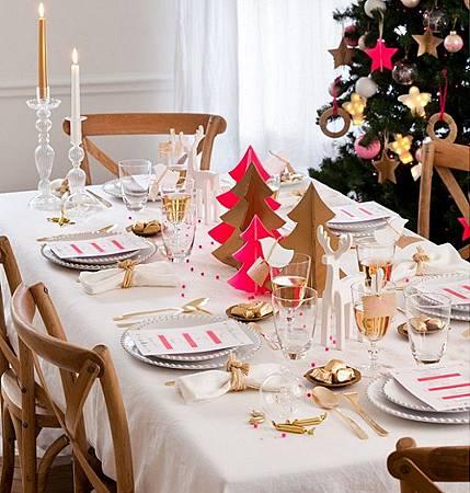 聖誕婚禮 主題婚禮 餐桌佈置-2.jpg