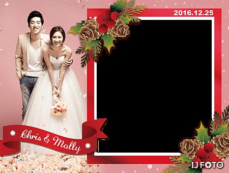 拍照app 聖誕婚禮 主題婚禮 拍照框 聖誕節-04.png