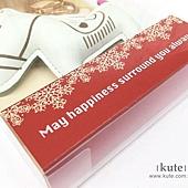 聖誕禮物 交換禮物 聖誕節 可艾婚禮 鑰匙圈
