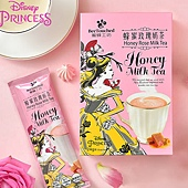 迪士尼公主系列 蜂蜜玫瑰奶茶包 婚禮小物