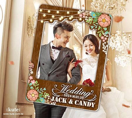可艾婚禮 拍照框1.jpg