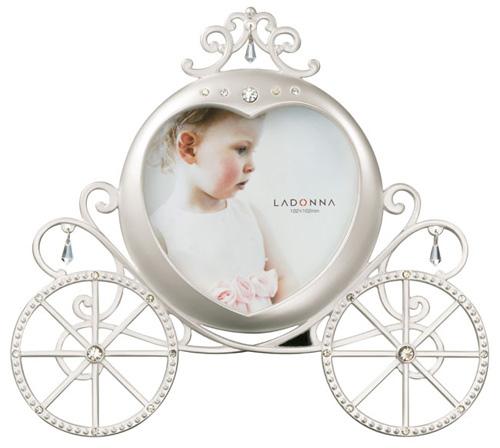 幸福馬車相框 可艾婚禮小物 相框 伴娘禮 姐妹禮 婚禮小物
