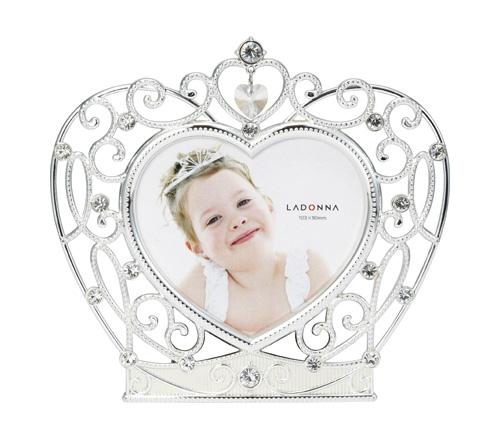 公主皇冠相框 可艾婚禮小物 相框 伴娘禮 姐妹禮 婚禮小物